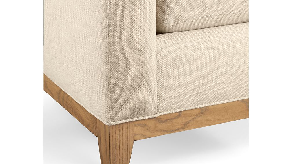 Taraval Chair with Oak Base