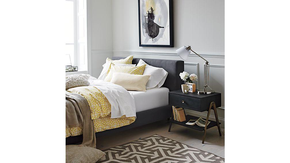 Tate King Bed