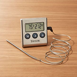 Taylor 1487 Single Probe Digital Thermometer