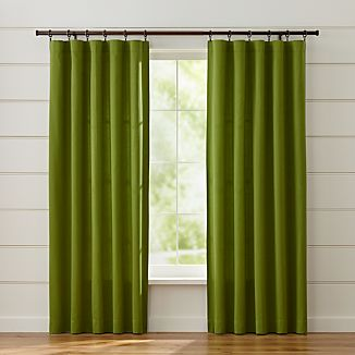 Taylor Green Curtains