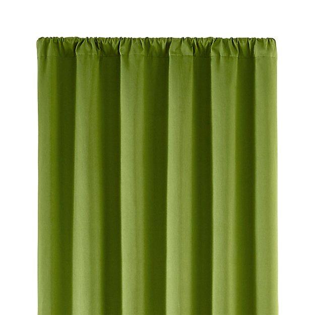 "Taylor Green 50""x84"" Curtain Panel"