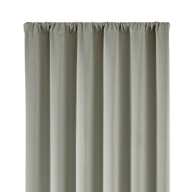 "Taylor Grey 50""x96"" Curtain Panel"
