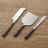 Taz Cheese Knife 3-Piece Set