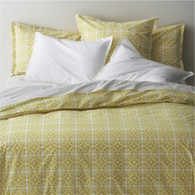 Taza King Duvet Cover
