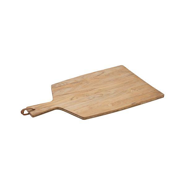 FSC Teak Paddle Board
