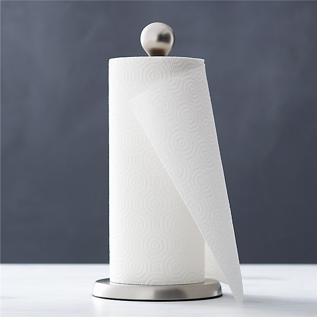 Umbra Tear Drop Paper Towel Holder Crate And Barrel