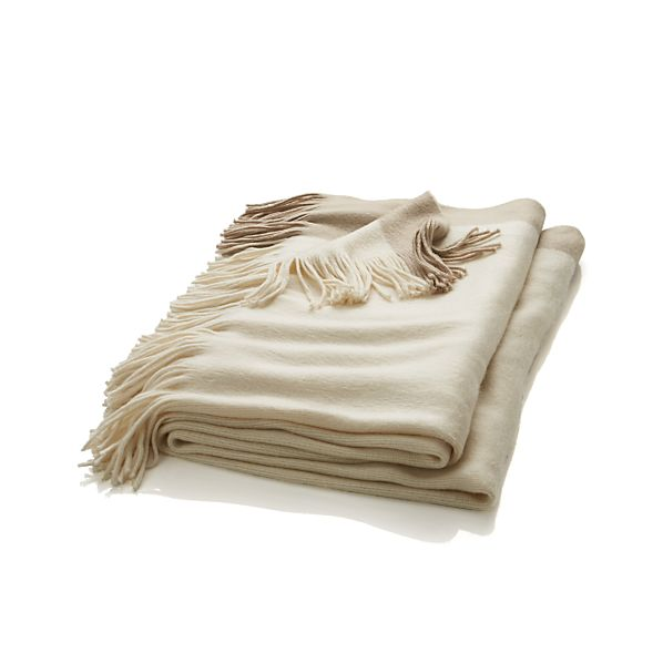 Tepi Natural Throw