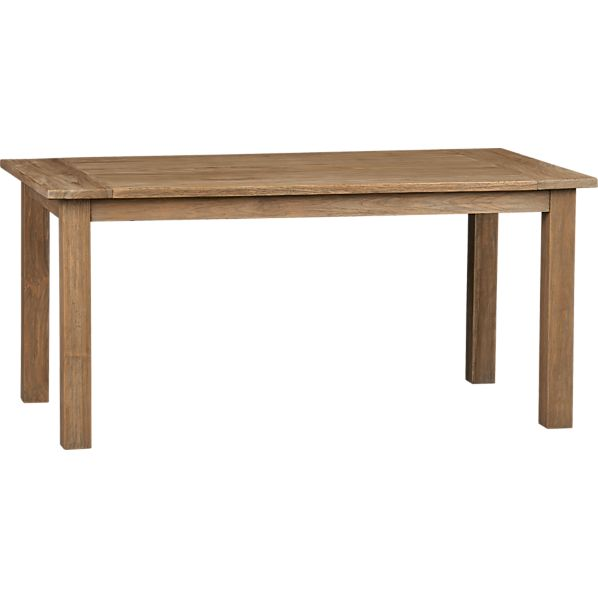 "Terravida Grey Wash 63"" Dining Table"
