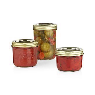 Le Parfait Familia Wiss Terrine Canning Jars