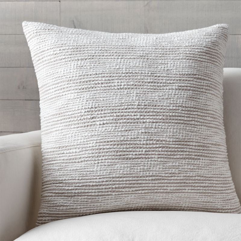Crate And Barrel Decorative Pillow Covers : Tess 23