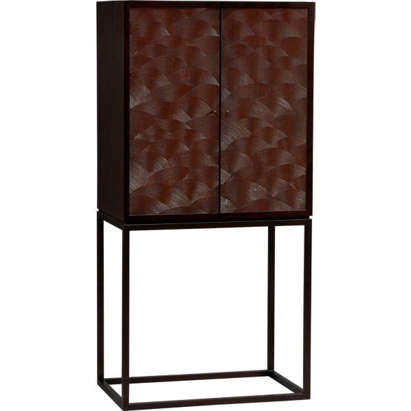 Tessen Bar Cabinet