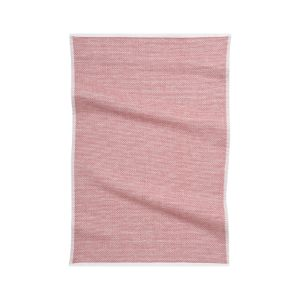 Red Textured Terry Dishtowel
