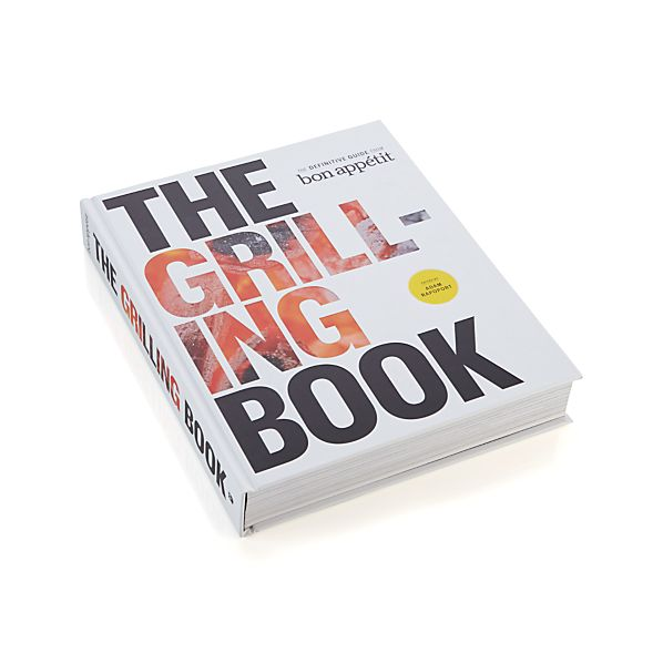The Grilling Book Cookbook