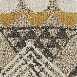 """Thea Wool 12"""" sq. Rug Swatch"""