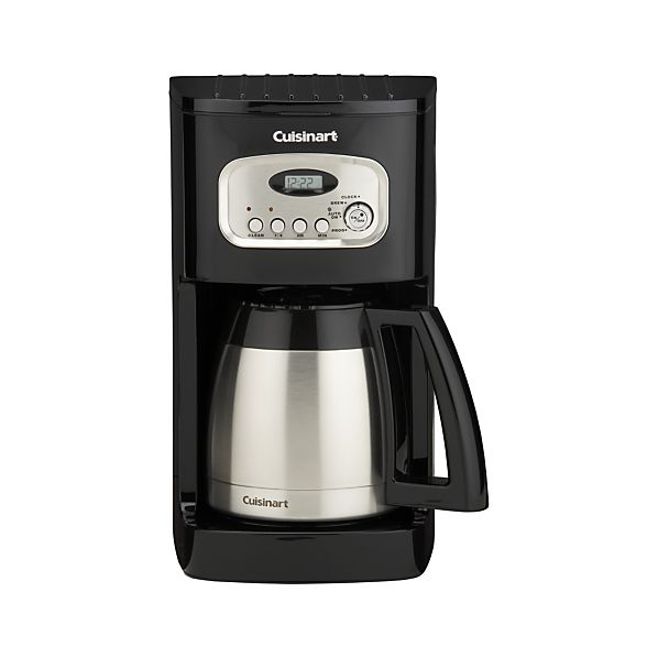 Cuisinart ® Black Thermal 10 Cup Coffee Maker