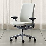 Steelcase ® Think ™ Chalk White Office Chair