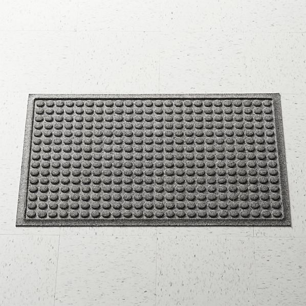 "Thirsty Dots ™ Stone 24""x36"" Doormat"