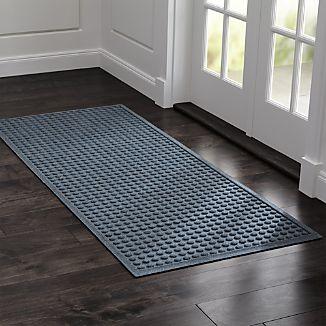 "Thirsty Dots ™ Slate 30""x71"" Doormat"