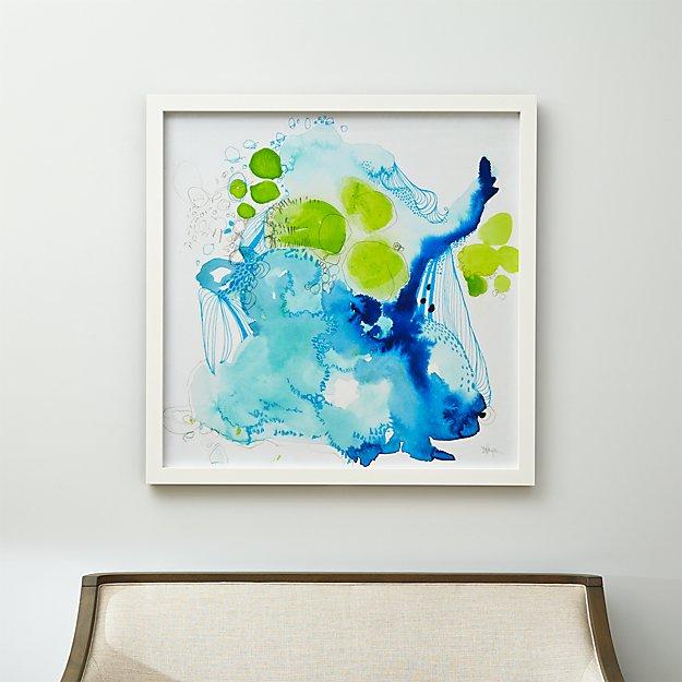 Tide Pools Print