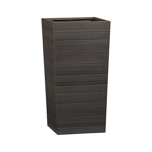 "Tidore Tall 27.5"" Planter"