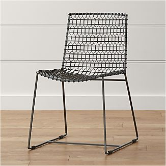 Tig Metal Dining Chair