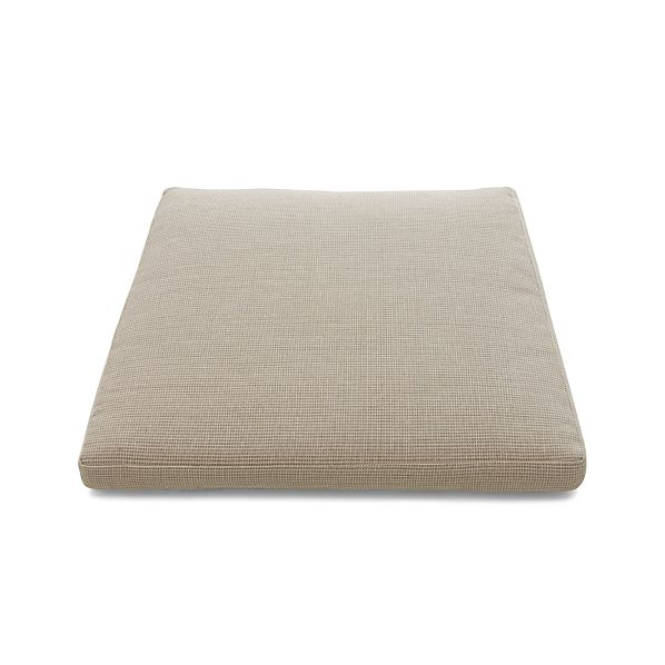 Tigris Natural Woven Arm Chair Cushion