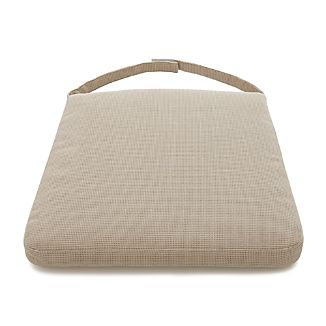 Tigris Natural Woven Side Chair Cushion