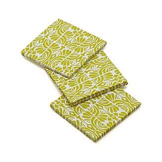 Set of 20 Tiki Paper Beverage Napkins