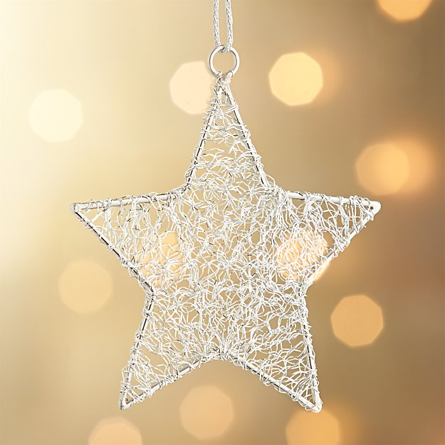 Tinsel Silver Star