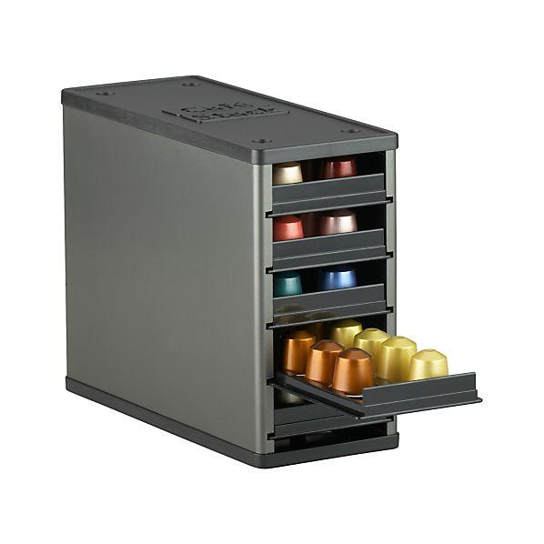 Titanium 60-Capsule Café Stack