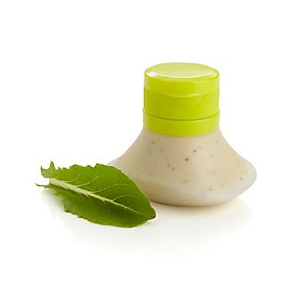To Go Salad Dressing Container