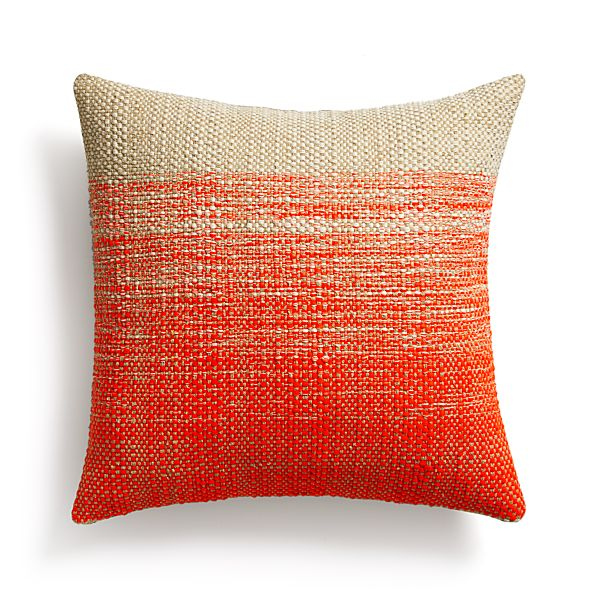 "Tobias 20"" Pillow with Feather Insert"