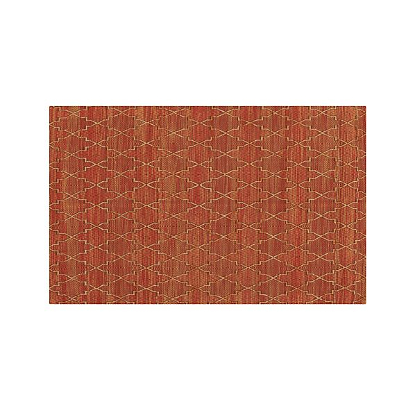 Tochi Coral 3'x5' Rug