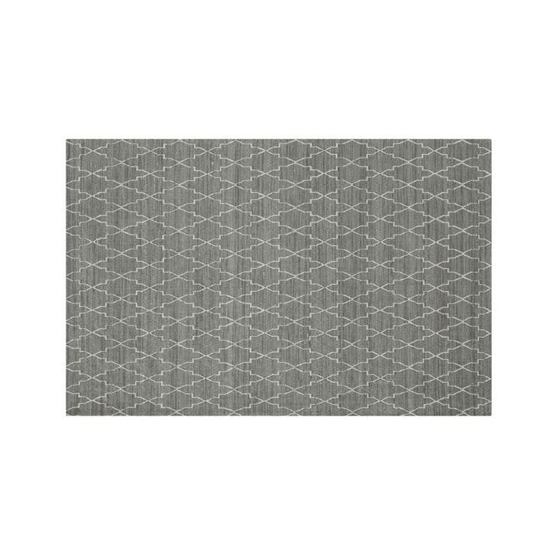 Tochi Grey 4'x6' Rug
