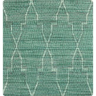 "Tochi Robin Blue 12"" sq Rug Swatch"