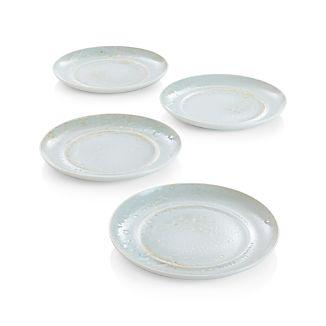 Set of 4 Tola Salad Plates