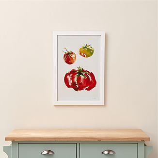 Tomato Medley Print
