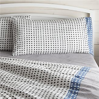 Torben Blue King Pillow Sham
