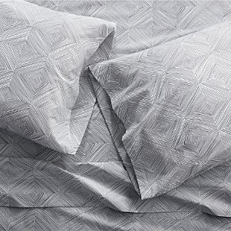 Torben Grey Sheets and Pillow Cases