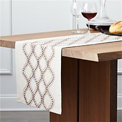 "Torin 90"" Table Runner"