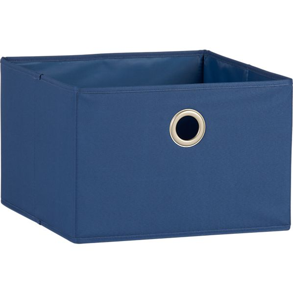 Medium Blue Tote with Grommet