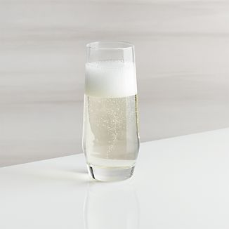 Tour Stemless Champagne Glass
