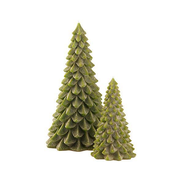 TreeCandlesGreenF11