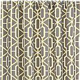 "Trellis 50""x84"" Curtain Panel"