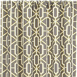 Trellis Curtains