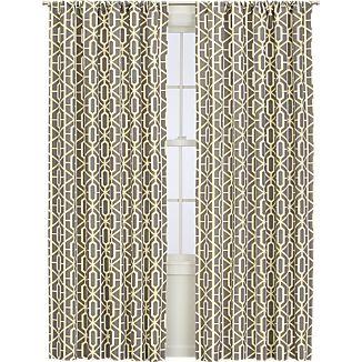 "Trellis 50""x96"" Curtain Panel"