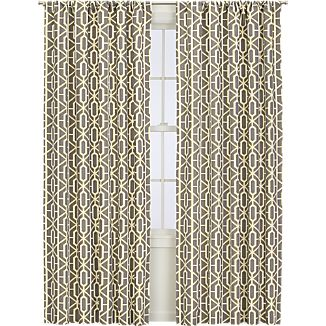 "Trellis 50""x96"" Curtain Panel"