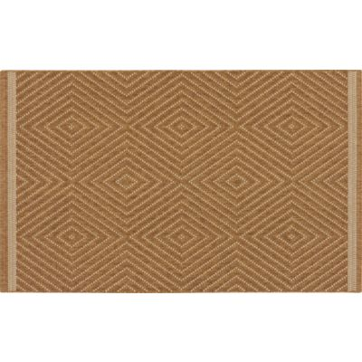 Trellis Natural Indoor-Outdoor 5'x8' Rug