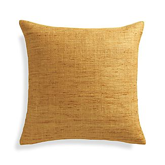 "Trevino Sunflower Yellow 20"" Pillow"