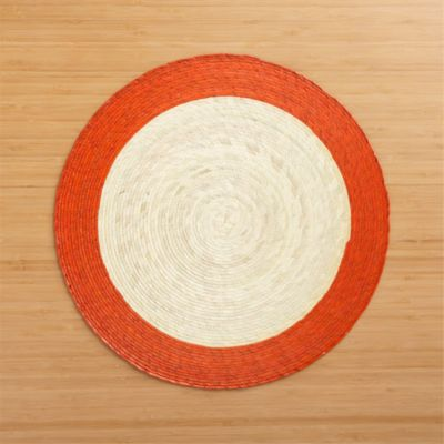 Tropic Palm Spice Trim Placemat